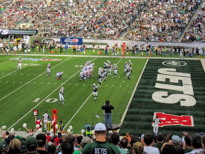 New York Jets - Kamp
