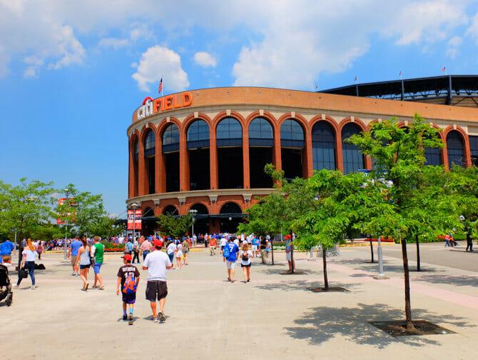 New York Mets - Stadion