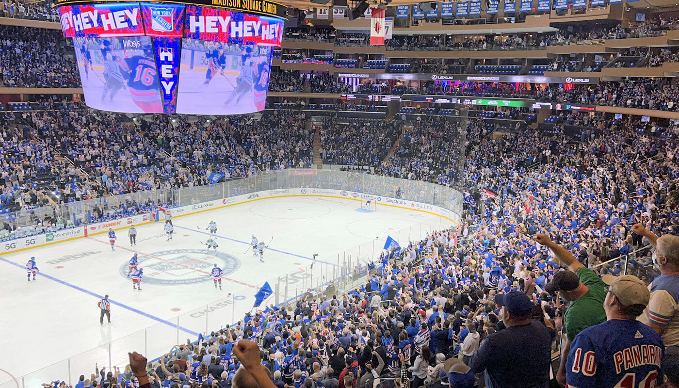 New York Rangers Tickets - Madison Square Garden