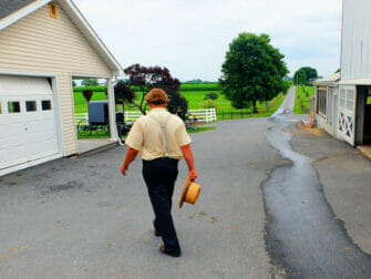 Dagstur fra New York til Philadelphia og Amish Country Philadelphia