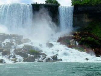 New York til Niagara Falls 2-dagers tur - Bride Veil Falls