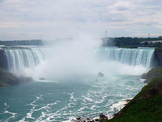 New York til Niagara Falls 2-dagers tur