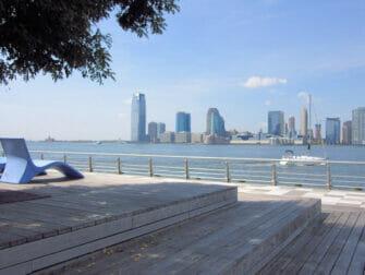 Lekeplasser i New York - Pier 25 i TriBeCa