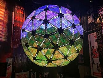 Ripley's Believe it or Not! i New York - Ball Drop Times Square