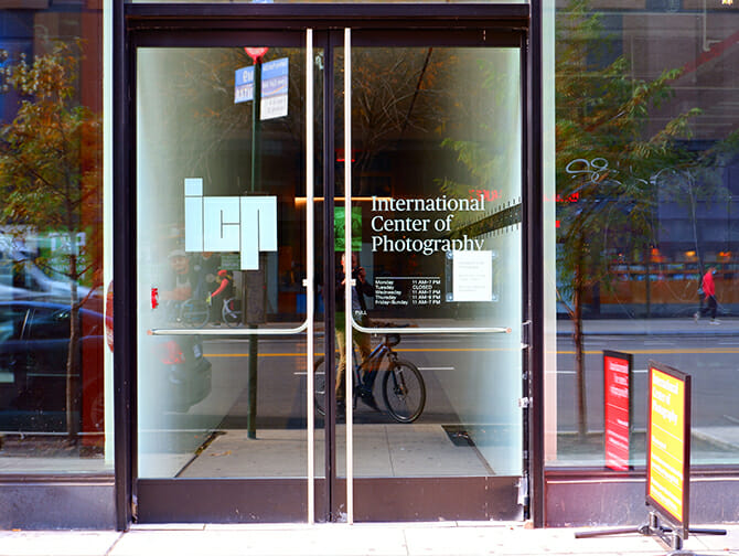 The International Center of Photography i New York