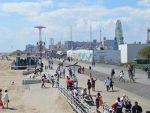 Coney Island i New York