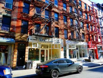 Lower East Side i New York - Butikker