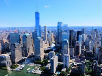 Helikoptertur og ruter i New York - Manhattan Skyline
