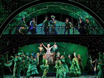 Wicked Broadway Tickets - Scenen