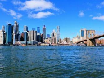 New York Pizza Tour to Brooklyn and Coney Island Brooklyn Bridge Park