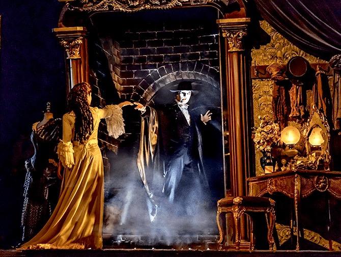 The Phantom of the Opera Broadway Tickets - Dekor