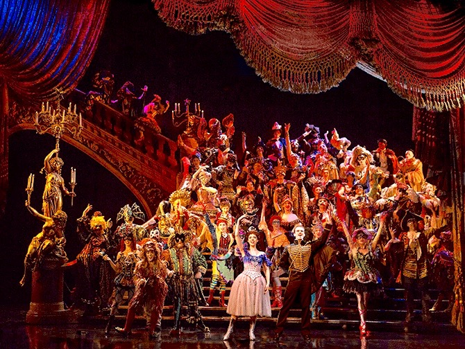 The Phantom of the Opera Broadway Tickets - Maskerade