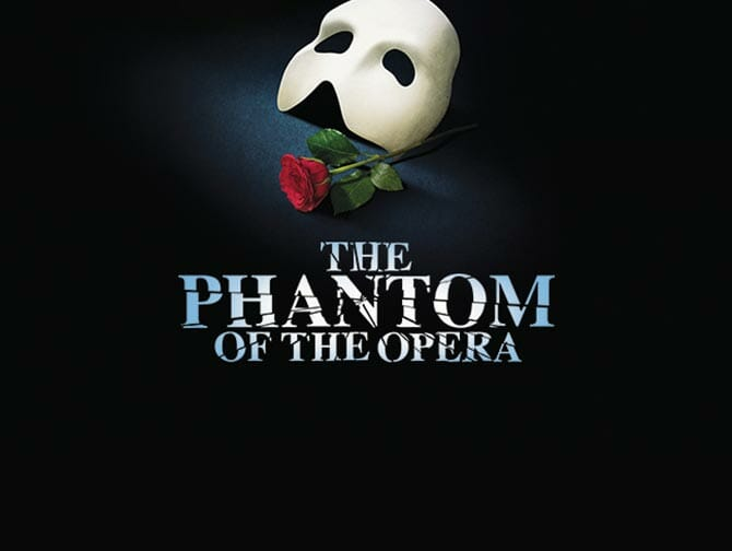 Phantom of the Opera i New York