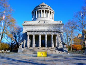 Veterans Day i New York - Grants Tomb