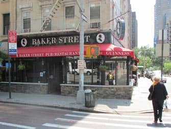 Baker Street i New York