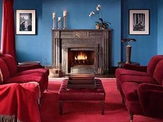 Romantiske Hoteller i NYC - Gramercy Park Hotel