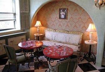 Romantiske Hoteller i NYC - The Jane Hotel