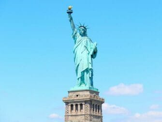 NYC Bus and Attractions Package Statue of Liberty