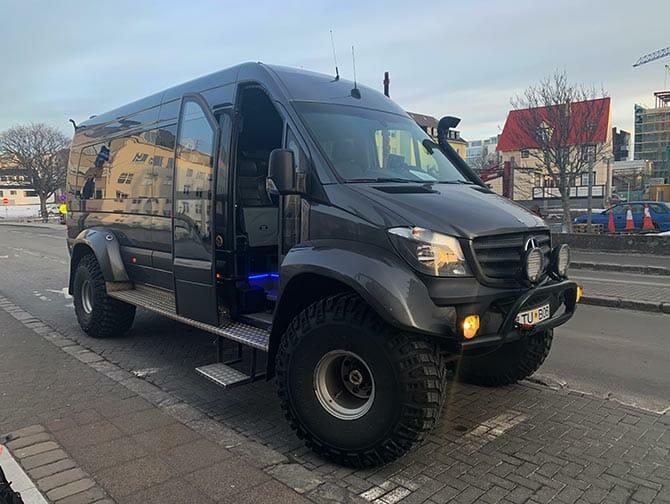 Stop-over på Island på vei til New York - Reykjavik
