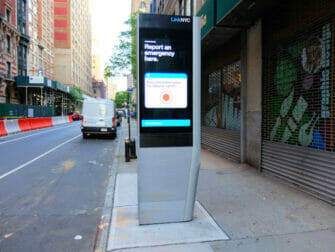 Wi-Fi i New York - Subway-stasjon med Wi-Fi