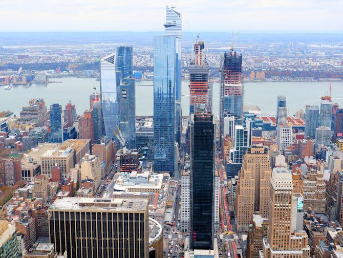 Bo og jobbe i New York - Leilighet