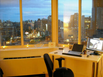 Bo og jobbe i New York - Leilighet med utsikt