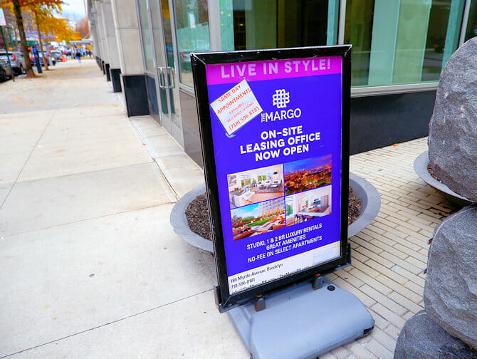 Bo og jobbe i New York - Annonse