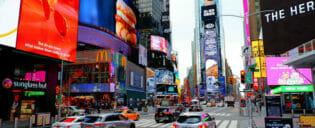 Guidet tur til Glee i New York