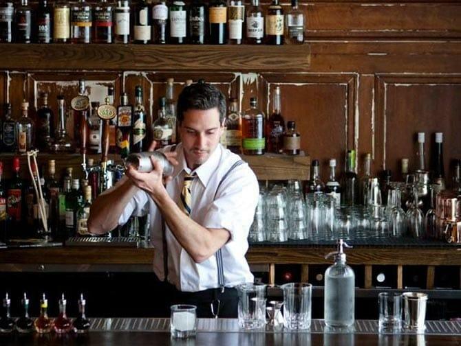 Guidet tur til hemmelige (speakeasy) barer i New York - Drinker