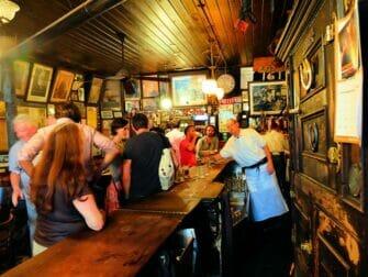 Guidet tur til hemmelige (speakeasy) barer i New York - Speakeasy