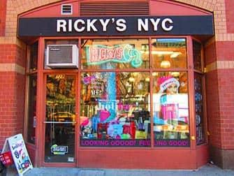 Sminke i New York - Rickys NYC