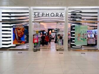 Sminke i New York - Sephora