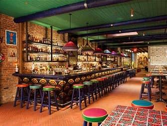 Pod 39 Hotel i New York - Salvation Taco Restaurant