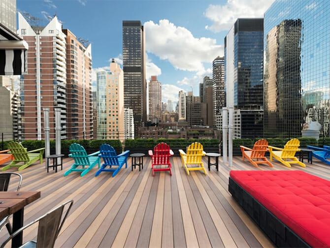 Pod 51 Hotel i New York