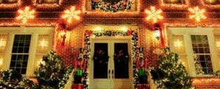 Dyker Heights Christmas Lights 1