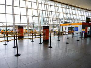 Transport fra JFK flyplass til Long Island City