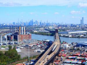 Transport fra Newark flyplass til Manhattan