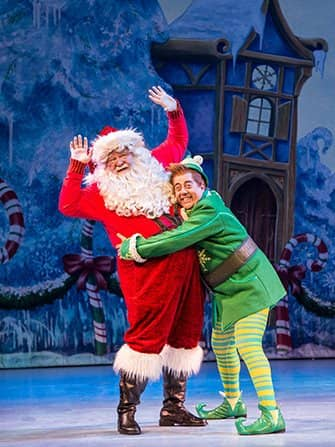 Elf the Christmas Musical Tickets - Buddy og julenissen