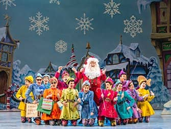 Elf the Christmas Musical Tickets - Julenissen