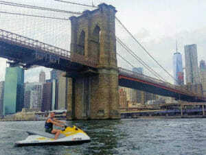 Jetski i New York