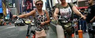 Guidet sykkeltur i Manhattan