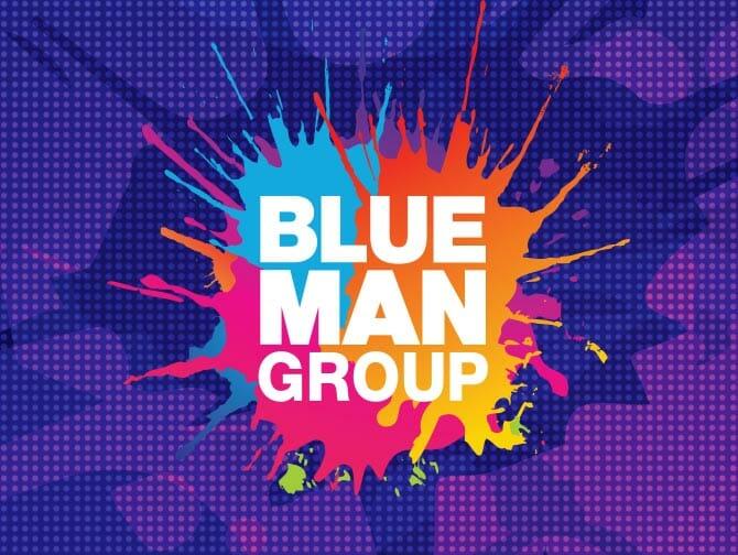 Blue Man Group i New York tickets