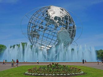 Guidet tur til Brooklyn, Queens og The Bronx - Unisphere