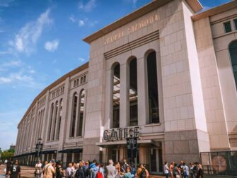 Guidet tur til Brooklyn, Queens og The Bronx - Yankee Stadium