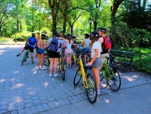 Guidet sykkeltur i New York