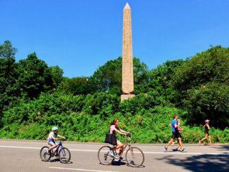 Leie sykkel i New York - Syklister