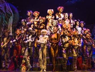 Cats Broadway tickets - Ensemble