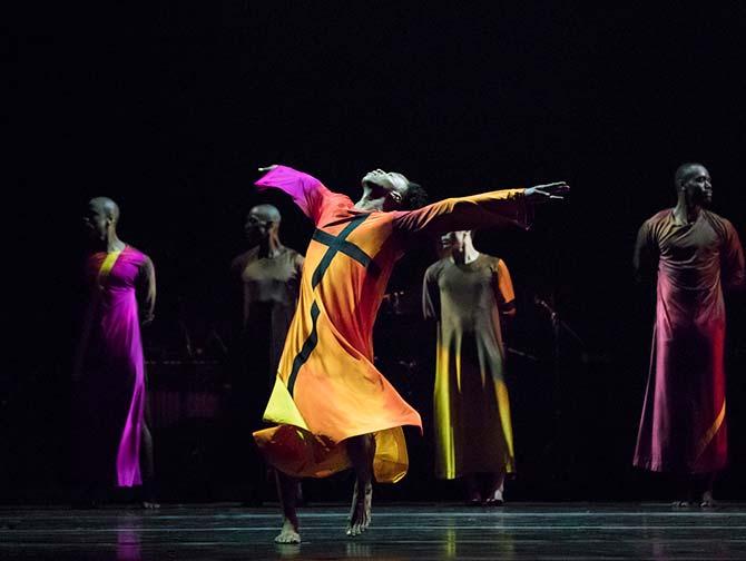 Alvin Ailey i New York tickets - Dans