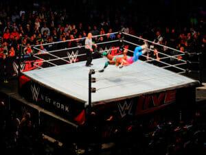 WWE wrestling i New York tickets
