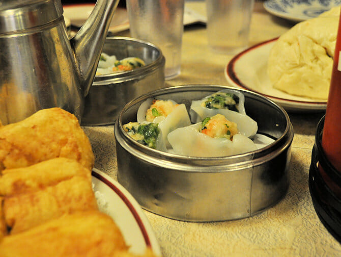 Food Tour i Chinatown og Little Italy - Dim Sum